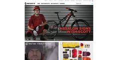 SCOTT Sports pushes the limits of innovation, technology and design to develop some of the best bikes, ski, running and motosports equipment. Scott Sports, Cool Bikes, Skiing, Cycling, Running, Bicycling, Racing, Ski, Keep Running