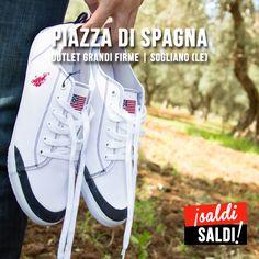 #saldi #uspolo #tela #colori #piazzadispagnaoutlet #laces #lecce