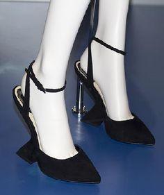 Dior Heels - iPad window shopping