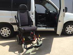 ASIENTO CARONY - PEUGEOT PARTNER. El asiento Carony de Válida Car es un dispositivo pensado para facilitar al usuario con discapacidad o movilidad reducida la transferencia entre la silla de ruedas y el vehículo, sin neceisdad de pasar de un asiente a otro y eliminando cualquier tipo de esfuerzo. El asiento se deslizar sobre la base y se integra perfectamente al interior del vehículo.