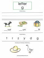19 letter of the alphabet free 24 page preschool numbers worksheet packet from 20014 | fe4213adb62c19cf36fb9c6dd3fcc35a free printable worksheets letter g
