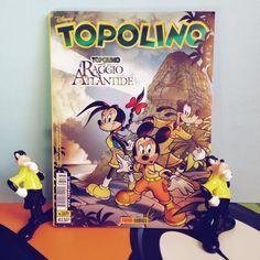 •LETTURE DOMENICALI• •TOPOLINO 3177 - TOPOLINO E IL RAGGIO DI CRISTALLO - PRIMA PARTE• #GoofyMania #GoofyGoof #PippoDisney #Pippo #WaltDisney #DisneyItalia #Disney #Comics #Fumetti #Sunday #Domenica #Leggere #Read #Casty #AndreaCastellan...