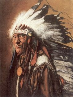 Chief Little Wound Don Marco