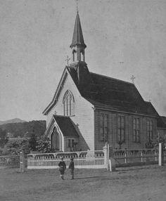 St. Paul's episcopal church San Rafael - Google Search