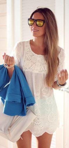 Summer Essentials: Ethnic Dresses & Blouses