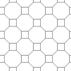 Octagon Pattern Use The Printable Outline For Crafts Creating
