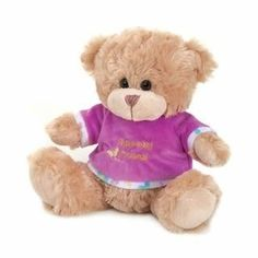 Plush Special Friend Bear