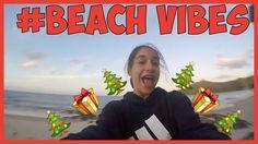 XMAS #BEACHVIBES | Christmas Vlog #2