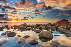 Bajau Reflection by Bobby Bong            Bobby Bong: Photos                                 #nature #photography
