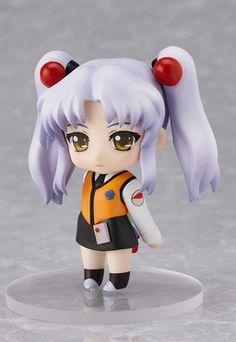 Kidou Senkan Nadesico - Hoshino Ruri - Monthly Anime Style - Nendoroid Petit - 04 (Good Smile Company)
