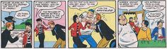 Archie Andrews, the lil ol' suh-thuhn gentleman, done messed up, it seems.