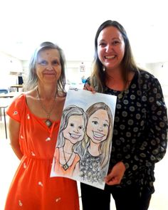 Caricature Creators are talented caricature artists in Toronto and GTA that specializing in creating custom caricatures for weddings & parites. Caricature Artist, Caricature Drawing, Caricatures, Toronto, Portrait, Drawings, T Shirt, Supreme T Shirt, Tee Shirt