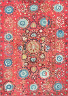 Antique Embroideries | Antique Embroidered Textiles by Nazmiyal