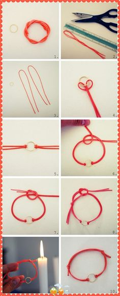 Finally - someone made a workable graphic on how to make this cool bracelet.