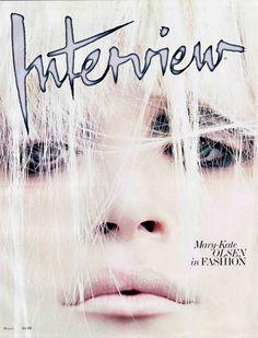 Lindsay Lohan for Interview magazine