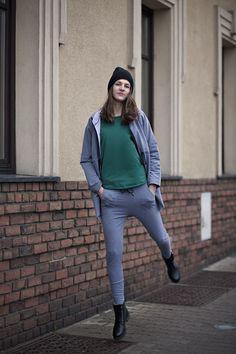 Idealny strój na chłodniejsze dni :)