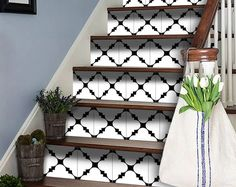 Ultimate solution for budget-savvy design enthusiasts looking to add a personalized and colorful touch to their space. The stickers are so easy to apply and remove! #tilestickers #kitchentilestickers #bathroomtilestickers #fireplacetilestickers #backsplashtilestickers #walldecorstickers #murals #wallmurals #walltilestickers #homedecor #stairtilestickers #wallstickers #decals #decalstickers
