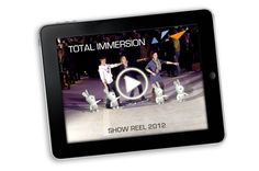 Augmented Reality Software and Solutions by Total Immersion | Augmenting Your Reality