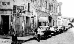 """Calle Vasco de Quiroga y Antonio Alzate. """"El caballo de Troya"""""""