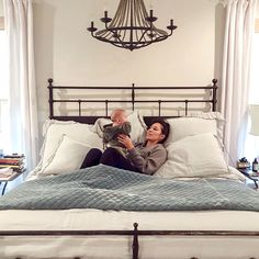 Here's Exactly How Joanna Gaines Created Her Dreamy Master Bedroom