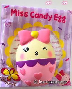 "45 Likes, 1 Comments - @_itsmisssummer on Instagram: ""Miss Candy Egg"""