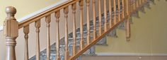 BARANDILLAS DE MADERA TORNEADA – Torneados Fuentespalda Wood Railings For Stairs, Stair Railing, Panama, Knots, Design, Home Decor, Diy, Ideas, Wood Stair Railings