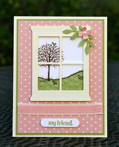 Stampin' Up! Happy Scenes Spring