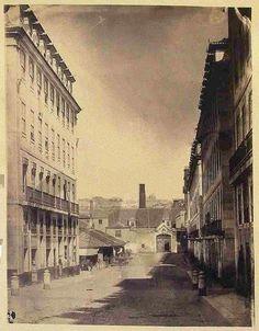 Lisboa de Antigamente: O sítio dos Remolares