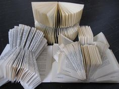 Upcycled Book Art! 9 by Lisa Kettell