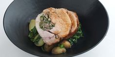 Graham Campbell shares his recipe for stuffed pork loin - a beautiful roast packed with flavour from herbs and sausage meat
