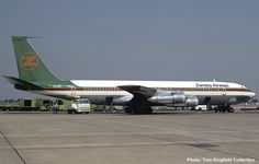 9J-AEC~15.May.75 Returned to Aer Lingus,15.JUL.75 Leased to Zambia Airways in full livery.