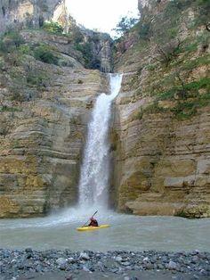 Osum Canyon, Albania