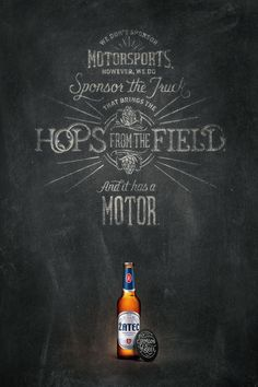 Creative Typographic Logo and Label Designs by Ben Didier