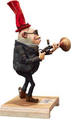 Animation Art:Maquette, The Boxtrolls Mr. Gristle Original Animation Puppet (LAIKA,2014).... Image #4