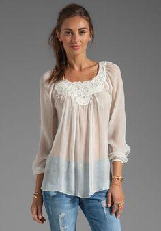 Amo la blusa!!!