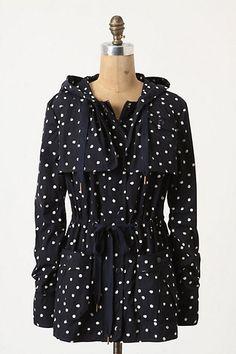 I'd love to make a polka-dot Minoru jacket...