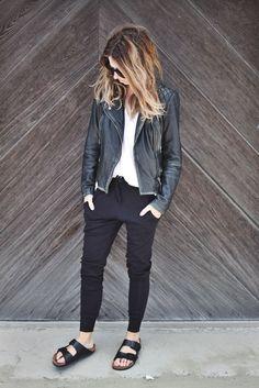 The Perfect Sweatpants Black