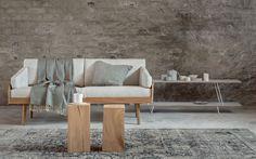 Tapio Anttila Collection –CASE sofa, Mixrack shelf Outdoor Furniture, Outdoor Decor, Dining Bench, Sofa, Shelves, Inspiration, Collection, Design, Home Decor
