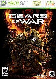 Gears Of War...Xbox 360