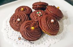 Chocolate Cookies, Nutella, Fondant, Marie, Deserts, Muffin, Gem, Breakfast, Blog