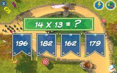 Tower Math | Best Math Apps for Kids