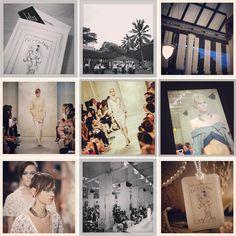 Cruise 2014 Womens Chanel: Snapshots