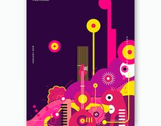 """Check out new work on my @Behance portfolio: """"Poster Collection 2018"""" http://be.net/gallery/64218469/Poster-Collection-2018"""