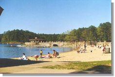 Oak Mt. State Park- Swimming in the Lake... did it every day last summer= awesomeness!
