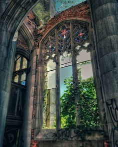 Abandoned Church -The Spirit Is Revealed