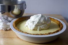 Smitten Kitchen's Key Lime Pie
