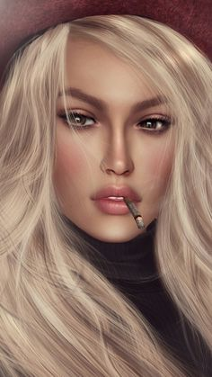 Image discovered by 𝐆𝐄𝐘𝐀 𝐒𝐇𝐕𝐄𝐂𝐎𝐕𝐀 👣. Find images and videos about girl, fashion and cute on We Heart It - the app to get lost in what you love. Fantasy Art Women, Fantasy Girl, Evvi Art, Virtual Girl, Smoke Art, Girly Drawings, Digital Art Girl, Illustration Girl, Pics Art