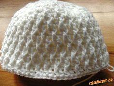 Jednoduchý plastický vzorek ušanka čepičku baret či šála Baby Hats, Pretty In Pink, Knitting Patterns, Crochet Hats, Beanie, Fashion, Beanies, Craft, Caps Hats