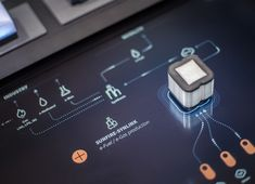 The interactive table developed by us makes it possible to control contents with tangible user interfaces and to communicate contents. Interaktives Design, App Ui Design, User Interface Design, Design Studio, Game Design, Interactive Table, Interactive Exhibition, Interactive Installation, Interaction Design