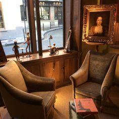 Armchairs midcentury Italie
